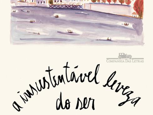 Livros: A Insustentável Leveza do Ser - O best-seller de Milan Kundera