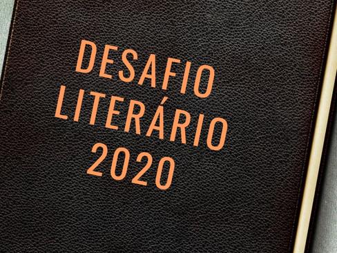 Desafio Literário: Sexta Temporada - Calendário de 2020