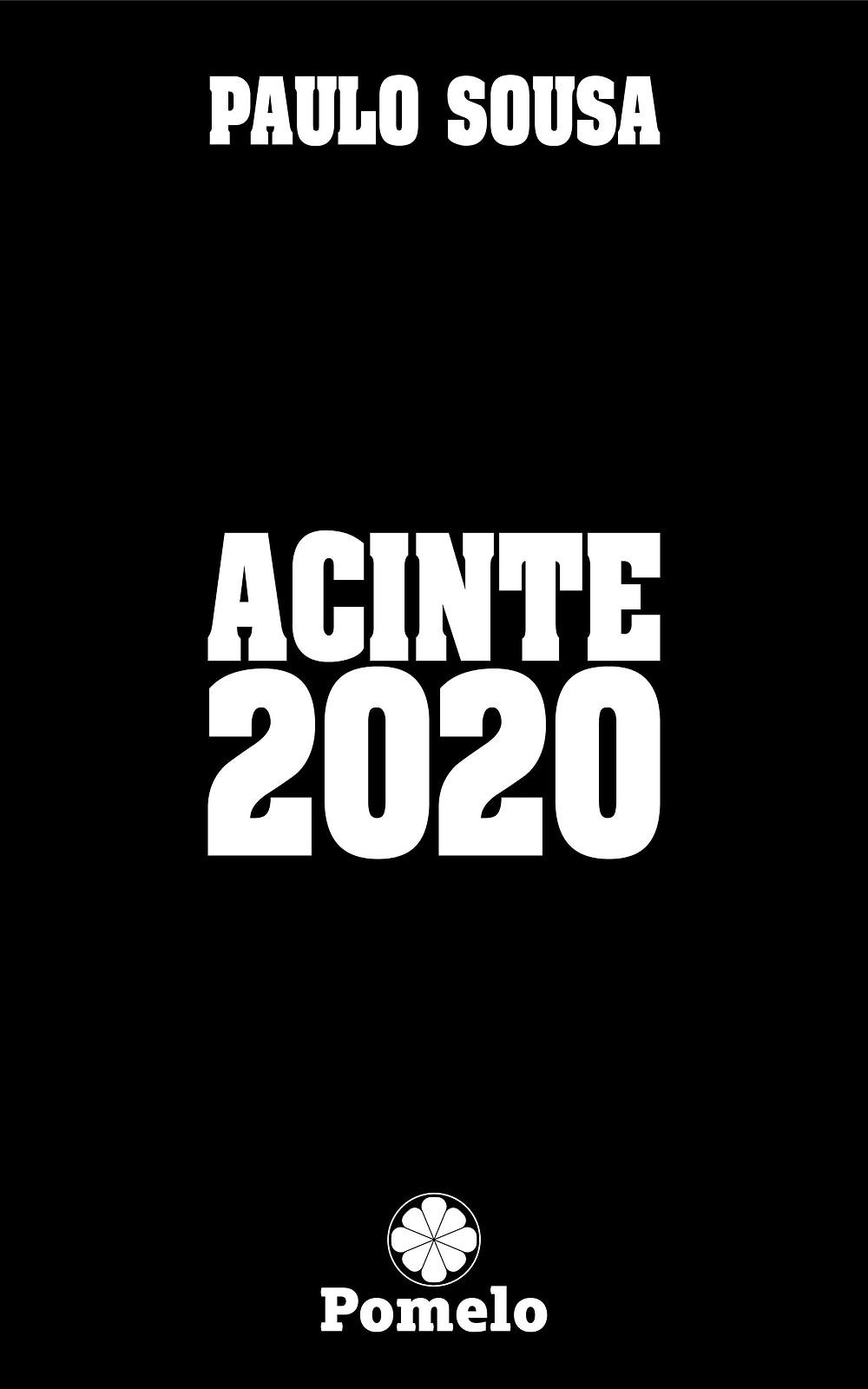 Acinte 2020 é a coletânea de haicais de Paulo Sousa