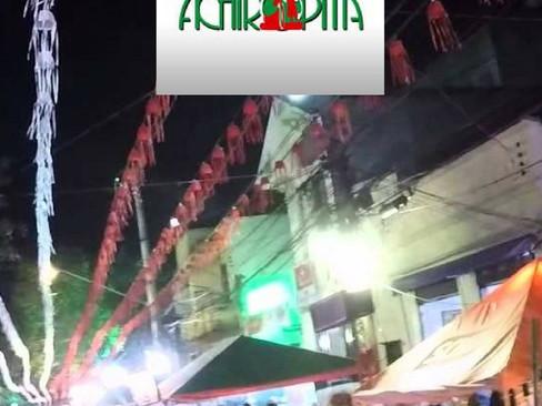 Gastronomia: Festa da N. S. da Achiropita - Comida italiana no Bixiga