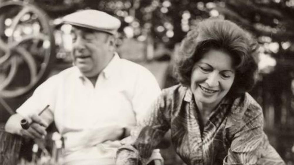 Pablo Neruda e Matilde Urrutia