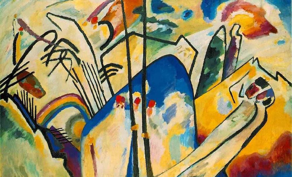 Kandinsky - Tudo Começa Num Ponto