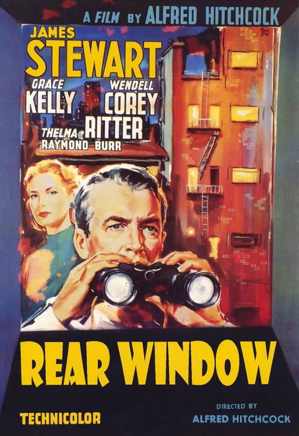 Janela Indiscreta (Rear Window: 1954)