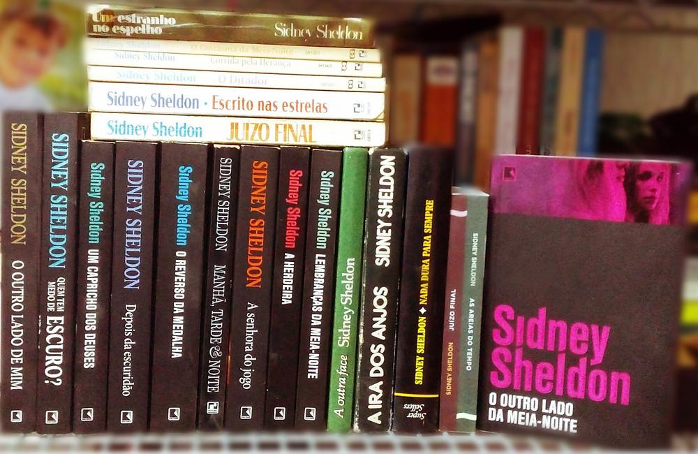 Livros de Sidney Sheldon