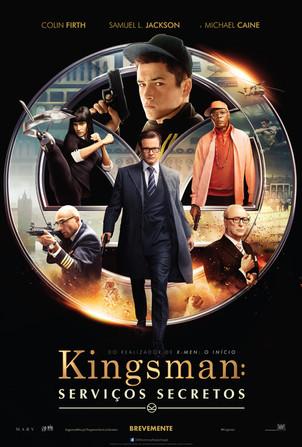 Filmes: Kingsman, O Serviço Secreto - Uma grata surpresa