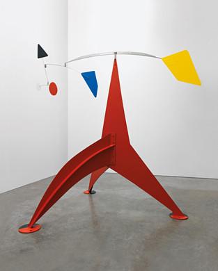 Exposições: Calder e a Arte Brasileira - A origem da arte cinética