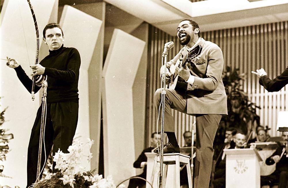 Domingo no Parque - Gilberto Gil
