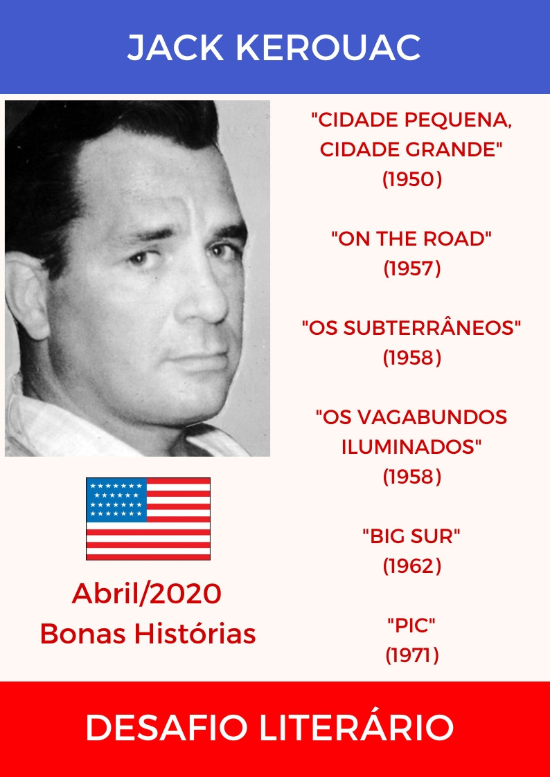 Análise Literária de Jack Kerouac