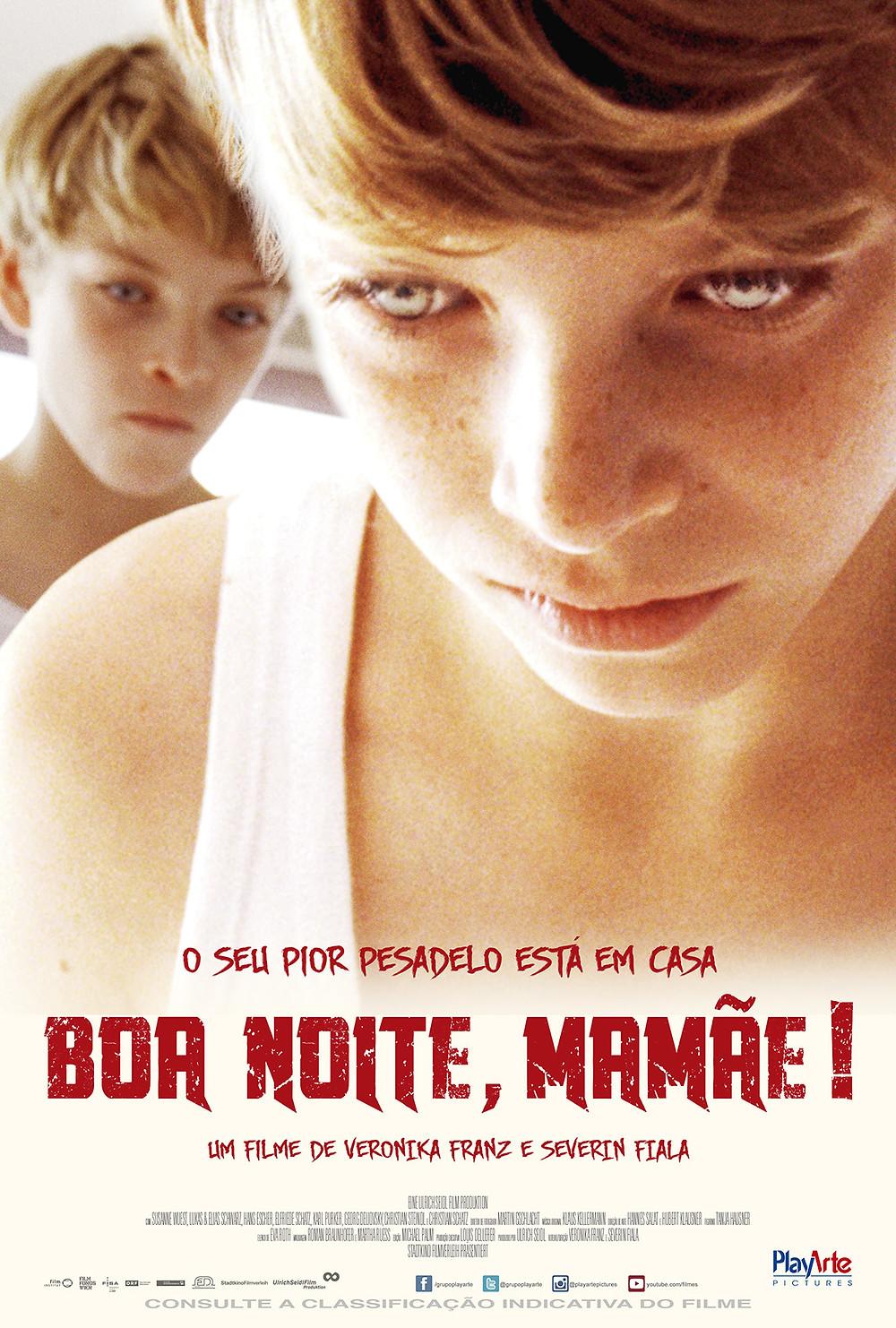 Boa Noite, Mamãe (Ich Seh, Ich Seh: 2014)