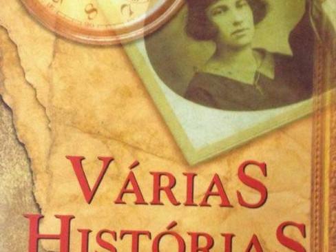 Livros: Várias Histórias - Os melhores contos de Machado