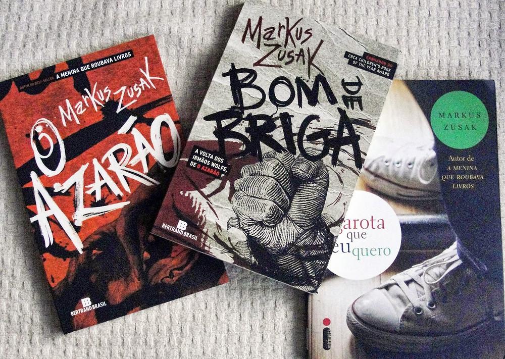 Livros de Markus Zusak