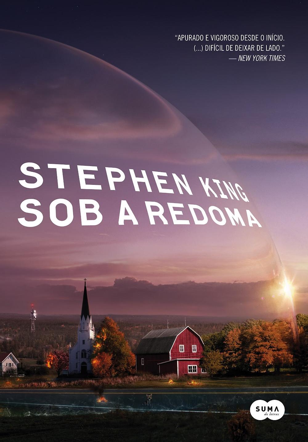 Sob a Redoma - Stephen King
