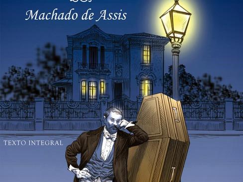 Livros: Memórias Póstumas de Brás Cubas - O início do Realismo