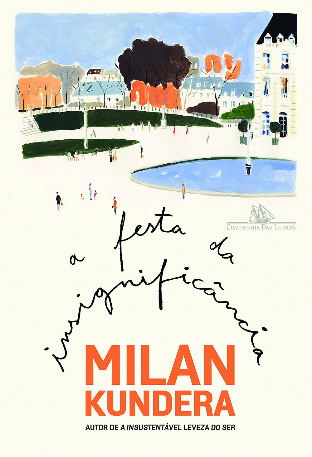 A Festa da Insignificância de Milan Kundera