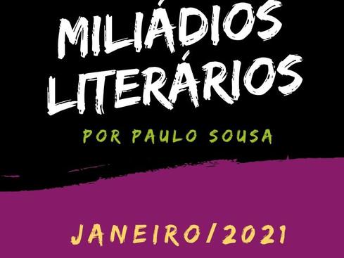 Miliádios Literários: janeiro/2021