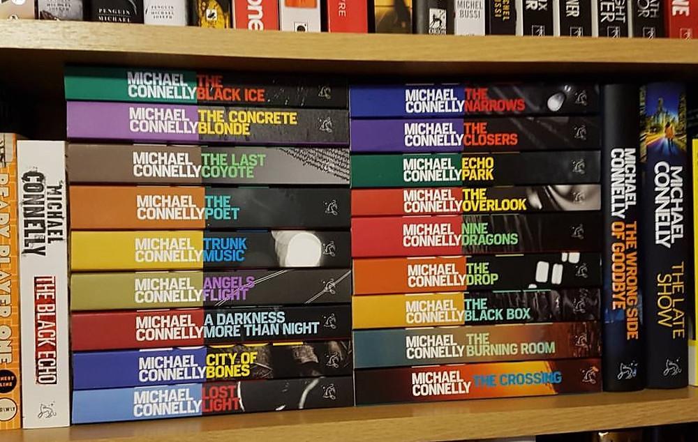 Livros de Michael Connelly