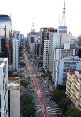 Gastronomia: Café Terraço Sesc Paulista – A vista privilegiada de São Paulo
