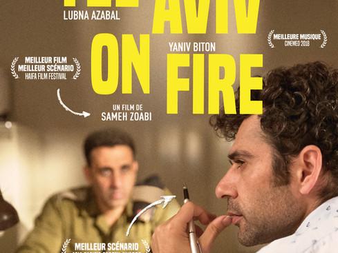 Filmes: Tel Aviv em Chamas - A comédia sobre o conflito Israel-Palestina