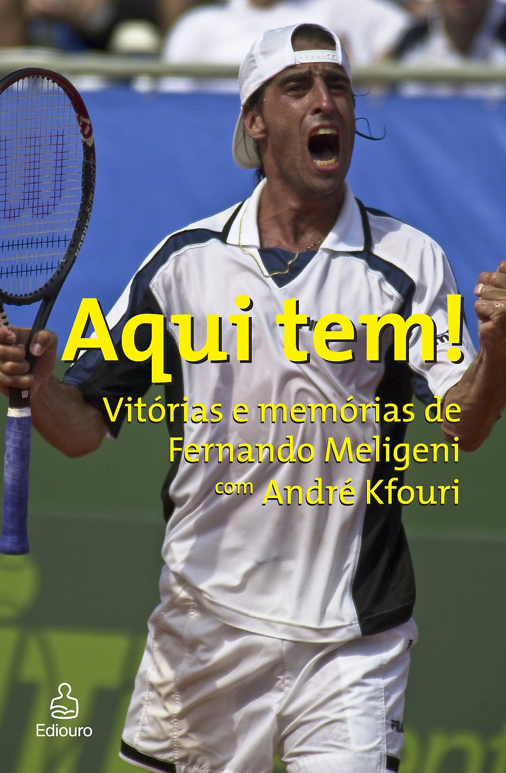 Aqui Tem! - Vitórias e Memórias de Fernando Meligeni