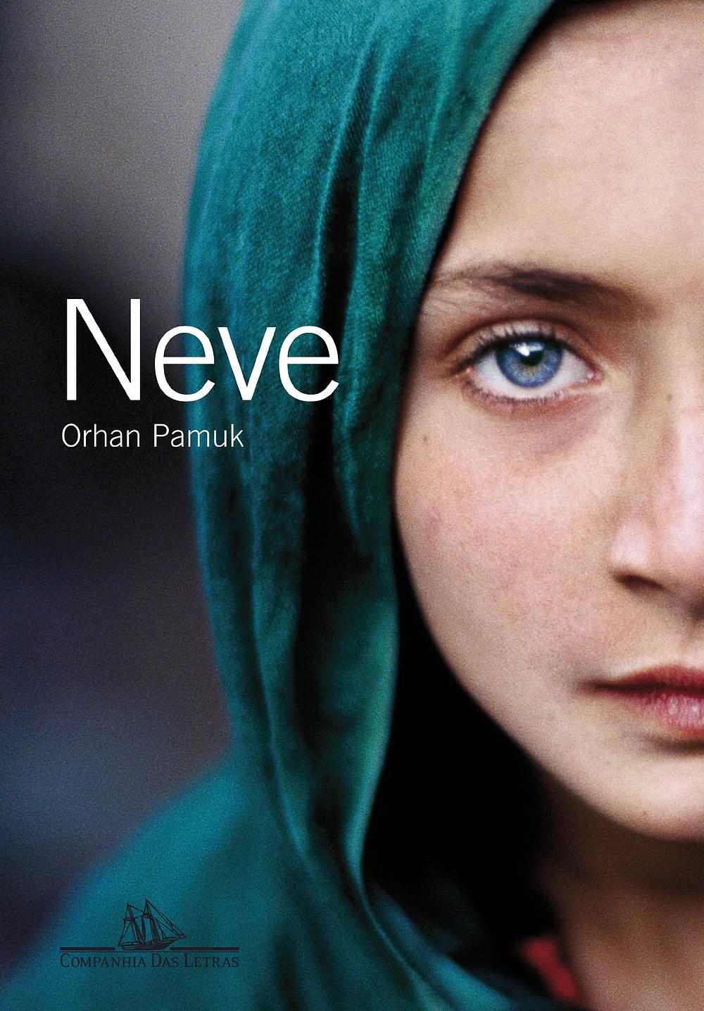 Livro Neve de Orhan Pamuk