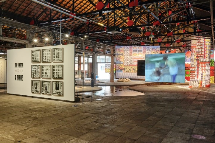 Exposição Farsa - Língua, Fratura, Ficção - Brasil-Portugal