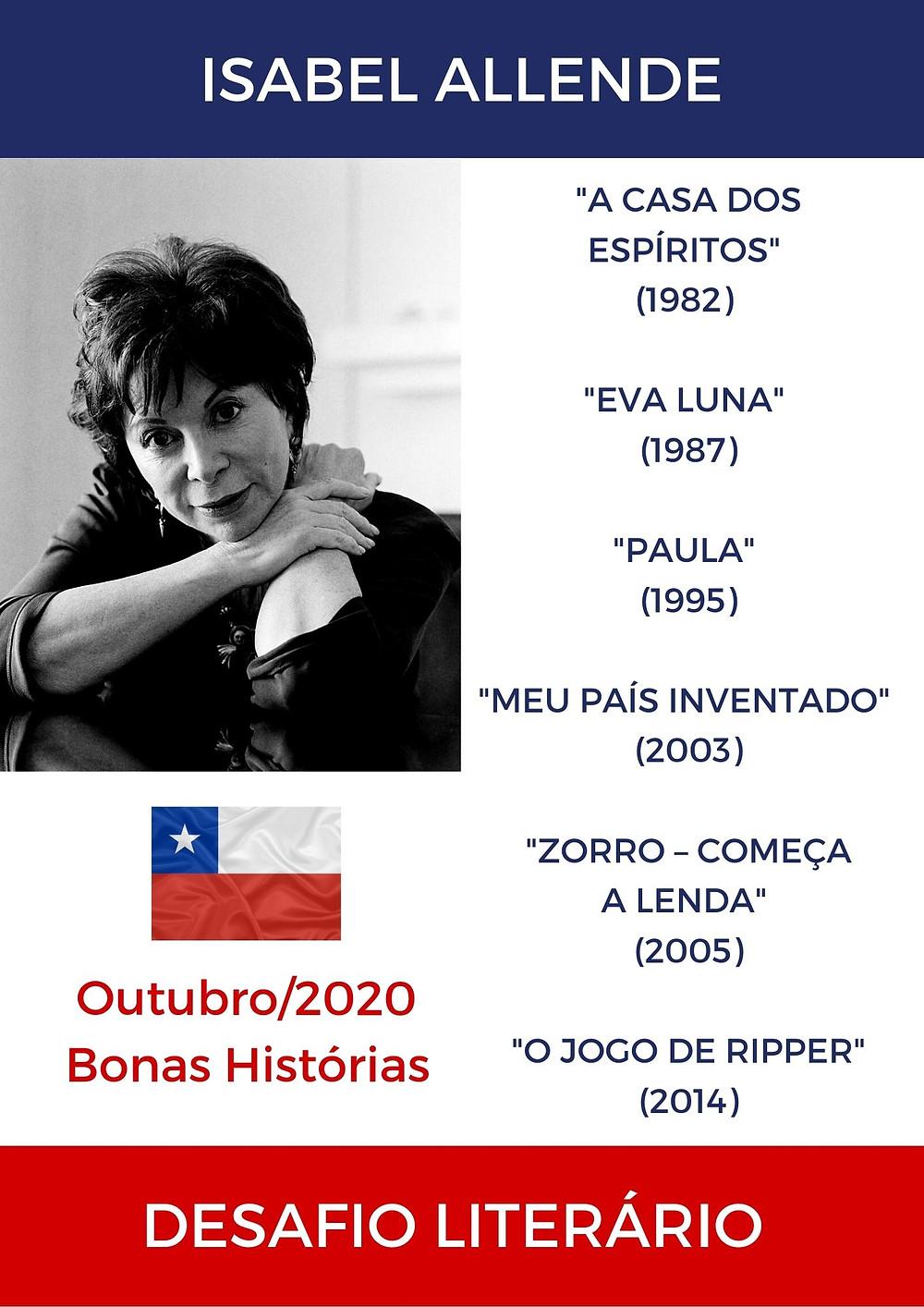 Análise Literária de Isabel Allende
