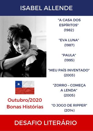 Análise Literária: Isabel Allende