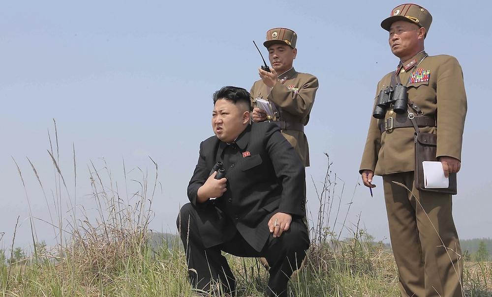 Kin Jong-un Coréia do Norte