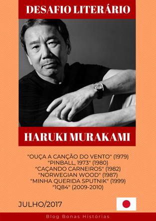 Análise Literária: Haruki Murakami