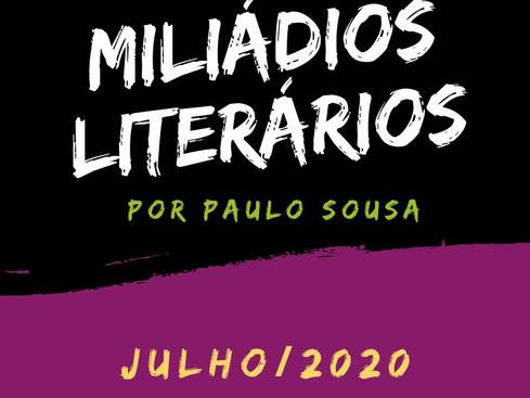 Miliádios Literários: julho/2020