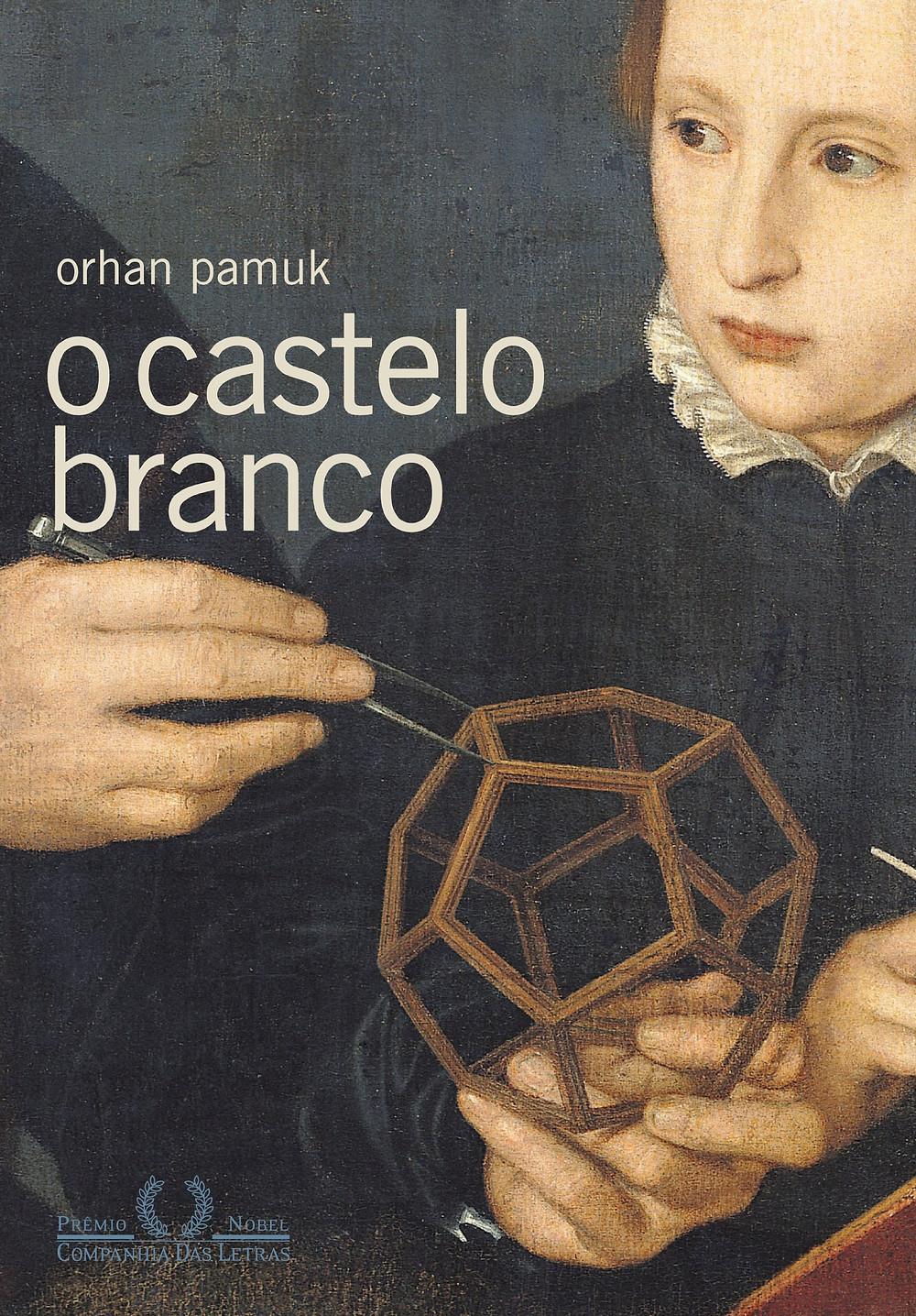O Castelo Branco é o romance de Orhan Pamuk