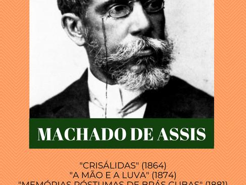 Análise Literária: Machado de Assis