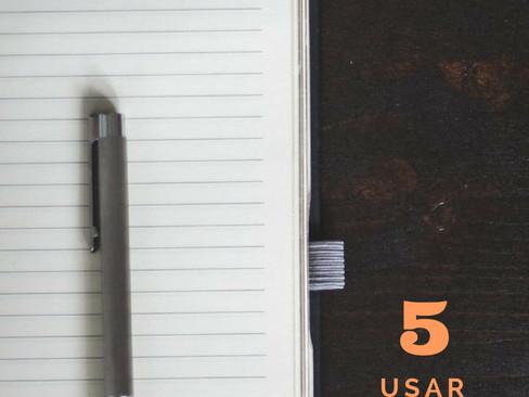 Crônicas: Doze Indícios que Envelheci Antes da Hora - Item 5 - Usar caderno