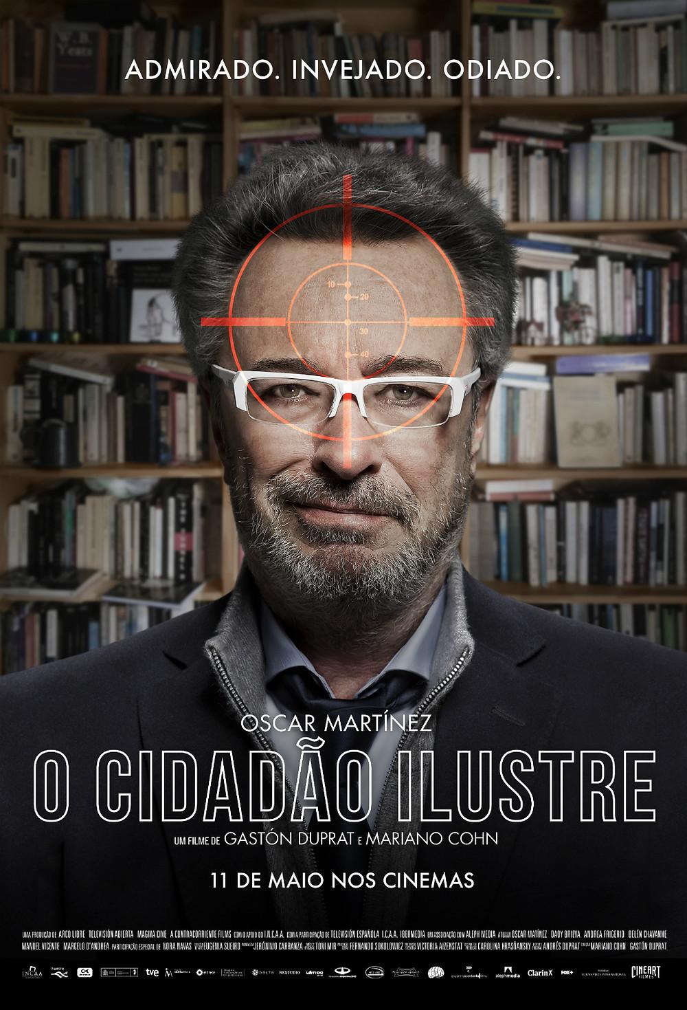 O Cidadão Ilustre (El Ciudadano Ilustre: 2016)