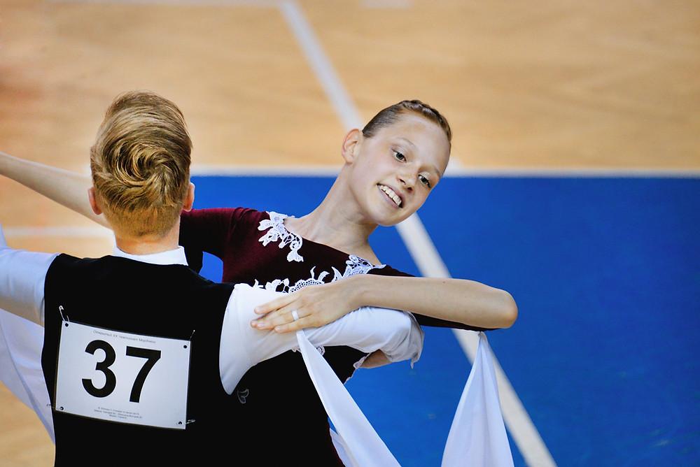 Dancesport/Ballroom Dance - Dança esportiva da Dança de Salão