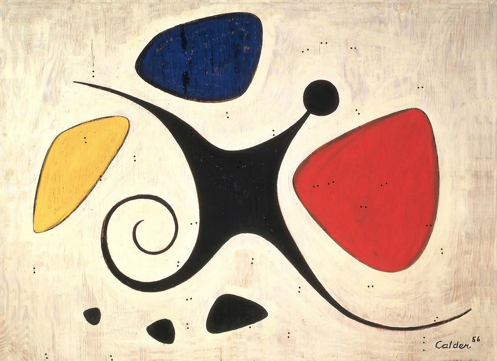 Exposição Calder e a Arte Brasileira