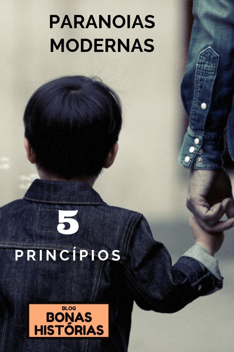 Paranoias Modernas: Princípios - Ricardo Bonacorci