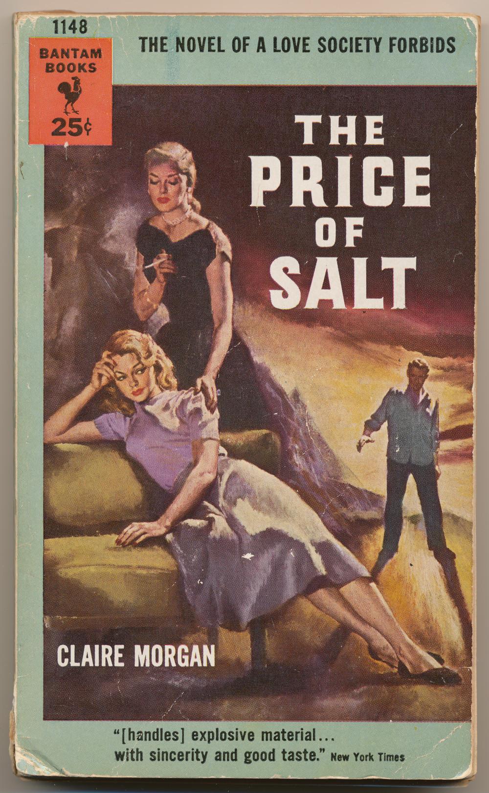O Preço do Sal de Claire Morgan