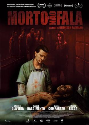 Filmes: Morto Não Fala - O excelente terror nacional
