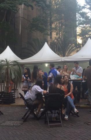 Gastronomia: Uma feirinha no coração da Avenida Paulista