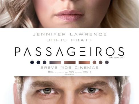 Filmes: Passageiros - Ficção científica existencialista