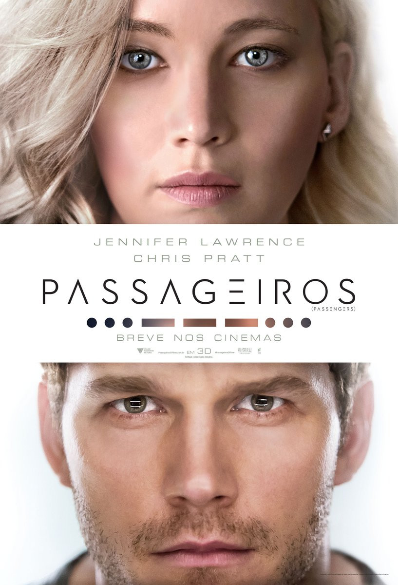 Passageiros (Passengers: 2016)