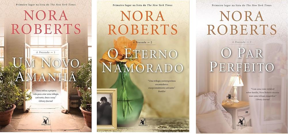 Trilogia A Pousada - Nora Roberts