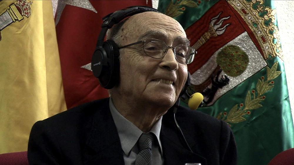 José Saramago no filme José e Pilar (Jose y Pilar: 2010)