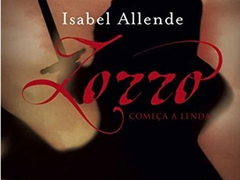 Livros: Zorro, Começa a Lenda - O herói mascarado por Isabel Allende