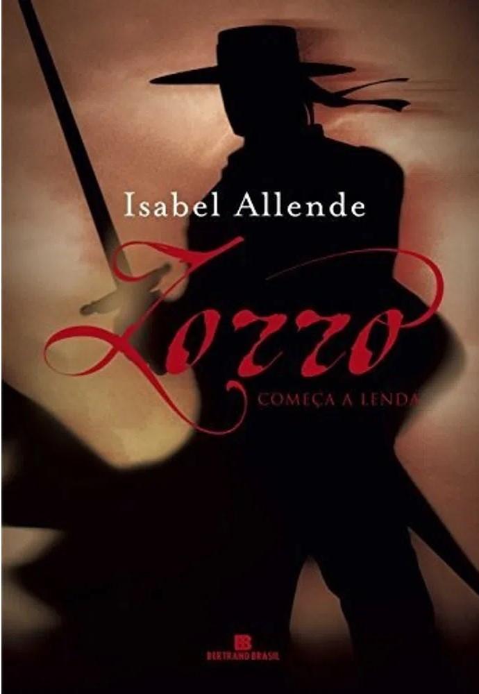 Zorro, Começa a Lenda de Isabel Allende