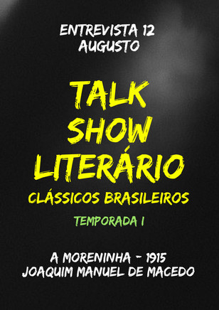 Talk Show Literário: Augusto
