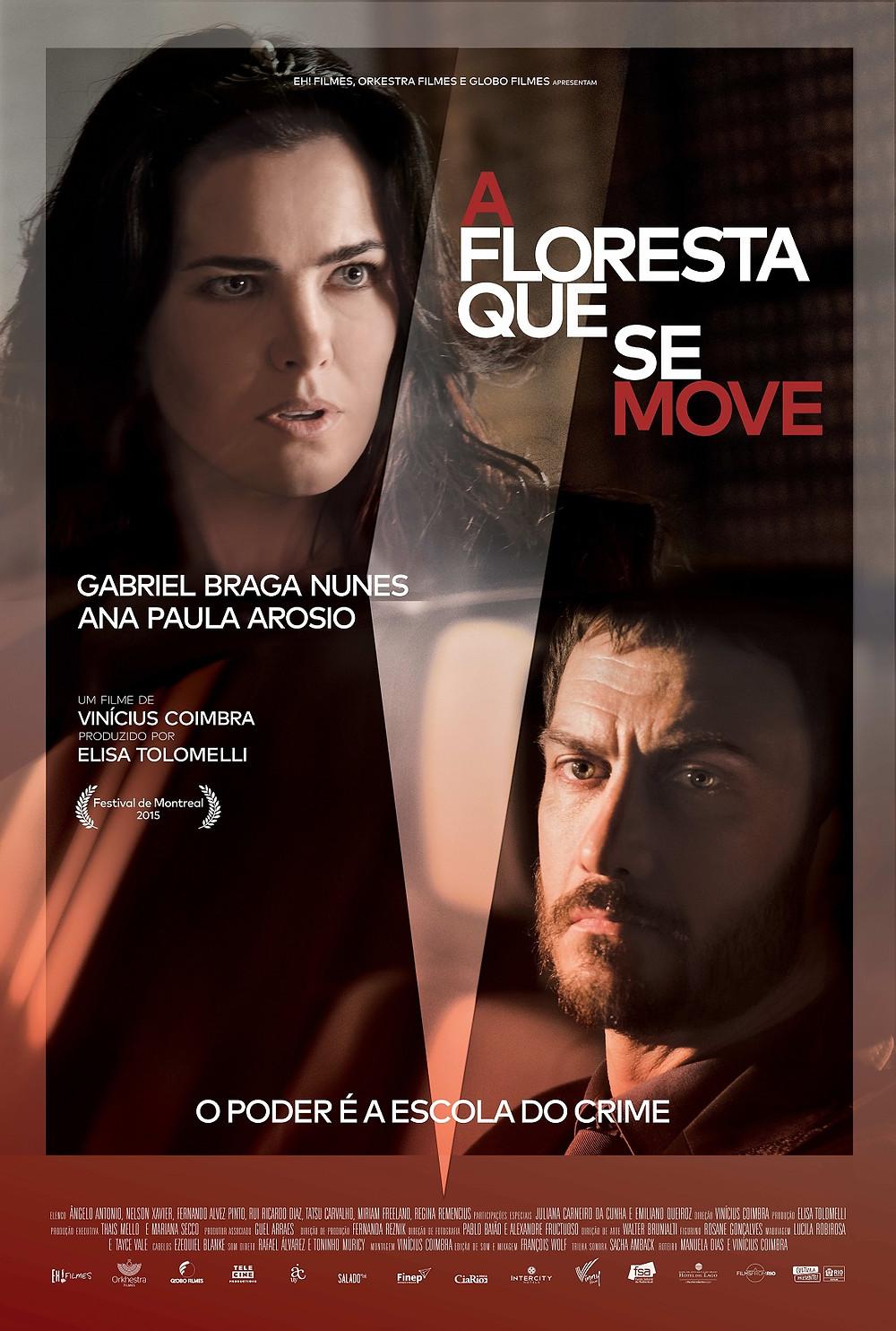 Filme  A Floresta que se Move