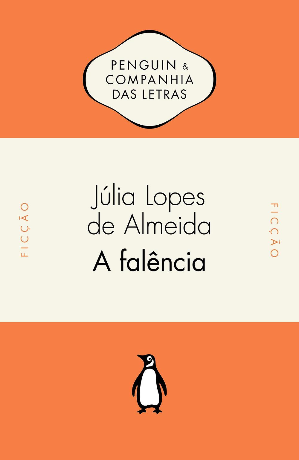 A Falência é o romance realista de Júlia Lopes de Almeida