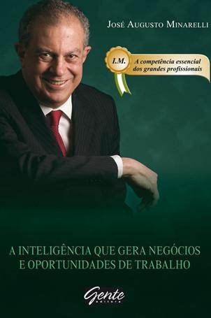 Livros: Inteligência Mercadológica - A empregabilidade por José Augusto Minarelli